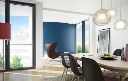 PANDION THE HAUS - Durchdachte 1-Zimmer-Wohnung mit schönem Balkon mitten in der City-West