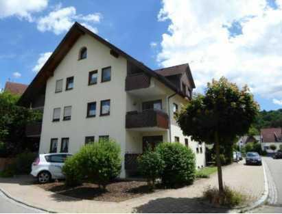 Seniorenwohnanlage: Schöne 2,5 Zimmer Wohnung mit Loggia, Fridingen an der Donau