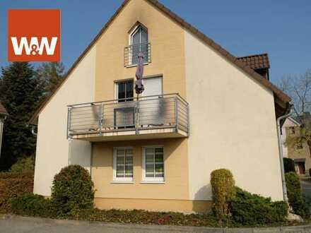 4-Raum-Maisonette-Wohnung in Oelsnitz