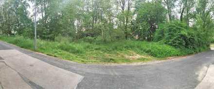 Unbebautes Grundstück - Viel Fläche für ein tolles Eigenheim!
