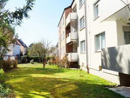 Schöne 3-Zimmer-ETW mit Balkon und PKW-Stellplatz in Gerlingen