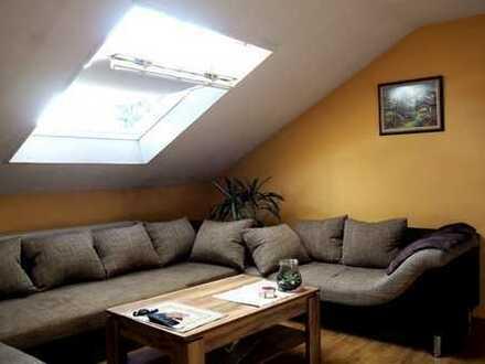 Gemütliche Dachgeschoss Wohnung