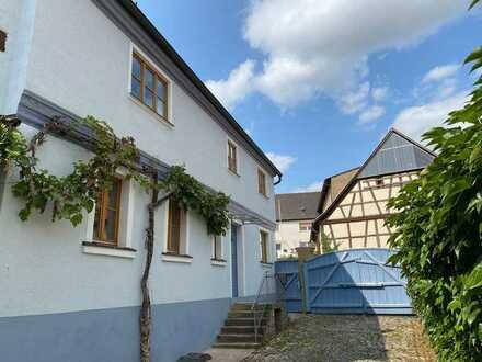 Schönes renoviertes Bauernhaus im Landkreis Werneck