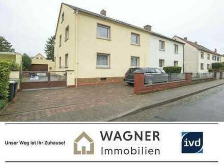 1 bis 2 Familienhaus mit großem Grundstück in Mainz-Hechtsheim
