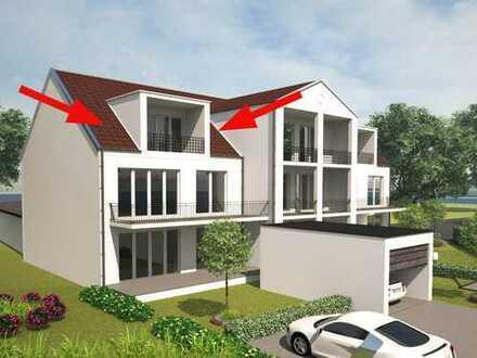 Charmantes Dachgeschoss-Ein-Zimmer-Apartement ++KfW-55++