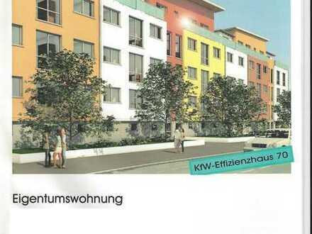 3 ZKB Penthouse Wohnung im Osten von Speyer