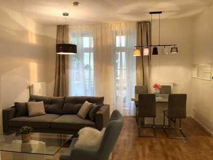 Voll möblierte Wohnung in Top Lage Schwanthalerhöhe/ WG erlaubt