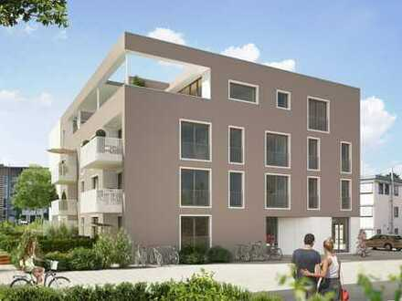 Penthouse Wohnen auf 61 qm wertvoller Fläche und deutlich mehr an Wohn- und Lebensqualität