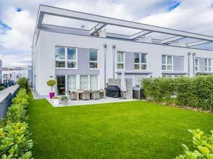 neuwertig, großzügiges Reiheneckhaus -beste Wohngegend- familienfreundliches Umfeld