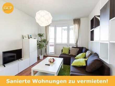 Frisch sanierte 3-Raum-Wohnung sucht Familie!