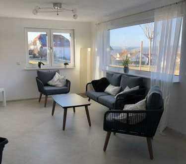 Erstbezug mit Terasse: schöne 2-Zimmer-Terrassenwohnung in Althengstett