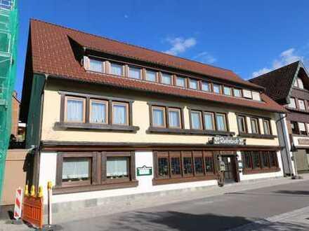 Traditionelles Gasthaus mit Fremdenzimmern in der Schwarzwaldgemeinde Baiersbronn