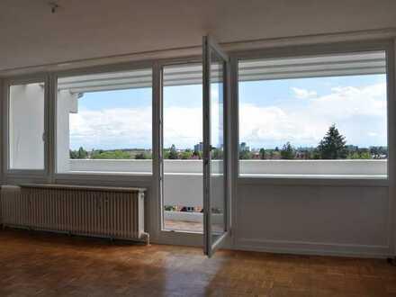 Wunderschöne 2-Zi-Wohnung mit Alpenblick und bester Anbindung