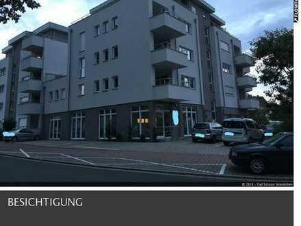 topmoderne und hochwertige Wohnung 3 ZKB mit Balkon im Zentrum von Homburg