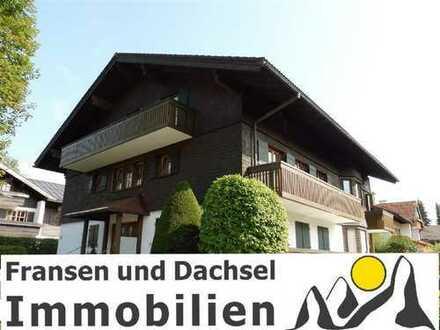 Im Westen von Oberstdorf 1-Zimmer-Wohnung