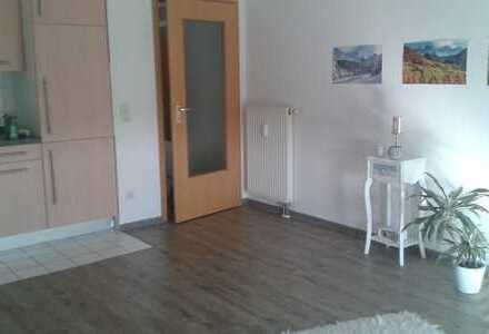 Sehr gepflegtes 1-Zimmerappartement in Mannheim-Neuhermsheim von privat