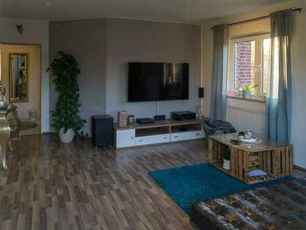 Helle 3-Zimmerwohnung in Werth mit Balkon