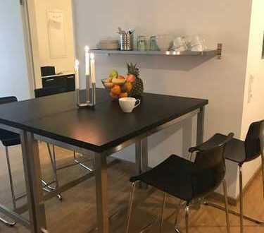 Möblierte 1,5-Zimmer-EG-Wohnung in Stuttgart Mitte