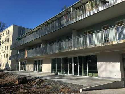 Gewerbeeinheit in Heidelberg Südstadt, Mark-Twain-Village für Praxis, Büro, Einzelhandel etc