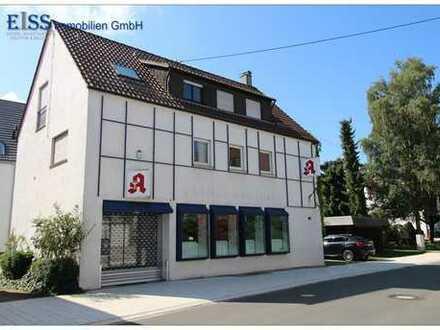 Kapitalanleger aufgepasst! Wohn- und Geschäftshaus im Herzen von Nufringen.
