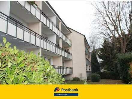 °°°3 Zimmer im Erdgeschoss mit großem Balkon und Garage in Dortmund Lütgendortmund°°°