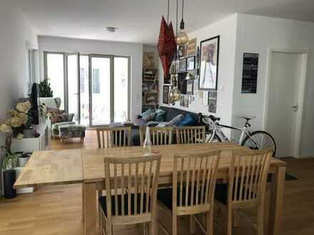 EXPATS & FAMILIEN WELCOME - 4-Raum Wohnung