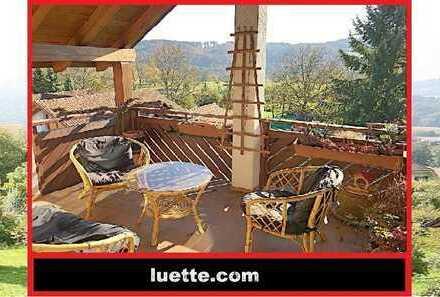 Ideal für Grenzgänger, Nähe Flughafen - entspannen in sonniger Dachgeschoss - Wohnung! (115638)