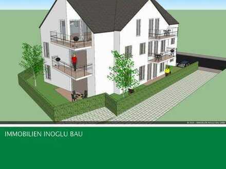 !Provisionsfrei! Tolle Neubau EG-Wohnung in Biebesheim