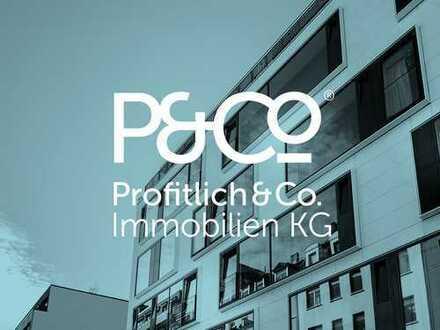 Baugrundstück mit Baugenehmigung | Planung: Mehrfamilienhaus mit 5 Wohnungen inkl. Balkonen | Aufzug