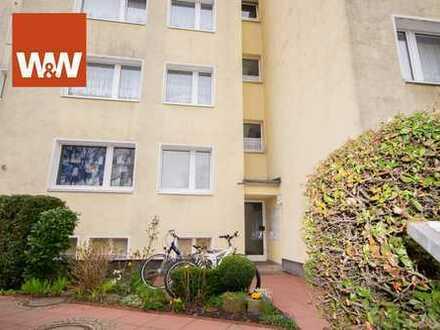 Gepflegte 3 Zi. Wohnung mit Balkon ideal als Kapitalanlage
