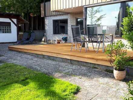 Sanierte 5-Zimmer-Terrassenwohnung mit Einbauküche in Heilbronn-OST