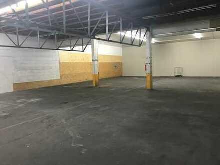 1.100 m² Lagerhalle zu vermieten**flexibel teilbar**069 955 11 00