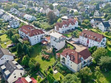 Helle, moderne ca. 200 qm Penthousewohnung über 2 Etagen mit Terrasse und Galerie in ruhiger Lage