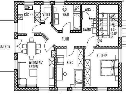 Schöne 4 Zimmer Wohnung in ruhiger Lage