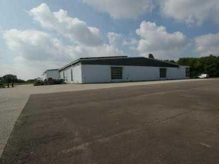 Produktions-/Lagerhalle inklusive Photovoltaikanlage 262 kW für alle Möglichkeiten offen