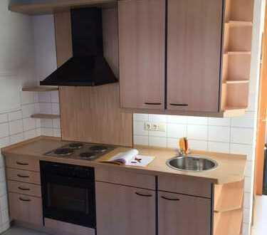 1-Zimmer/Küche/Bad-DG-Wohnung Nähe Südstrand, Wilhelmshaven mit EBK