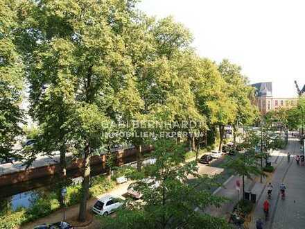 Große helle Praxis-Bürofläche im City - Wohn-und Geschäftshaus!