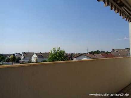 Eigentumswohnung mit großem Balkon in ruhiger und sehr zentraler Lage von Rodgau - sofort frei!!