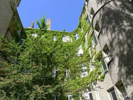 Penthouse-Wohnung auf historischem Altbau!