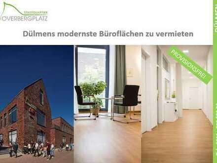 Dülmens modernste Büroflächen zu vermieten