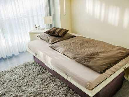 Exklusive 1-Zimmer-Wohnung mit Balkon und EBK in Renningen