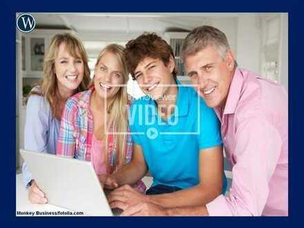 Familien Willkommen!! NEUBAU + großer Wohnbereich + 4 Schlafzimmer + Balkon