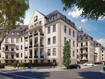 Dachgeschoss-Feeling mit ~34m² großer Dachterrasse und Tageslichtbad für Maisonette-Liebhaber