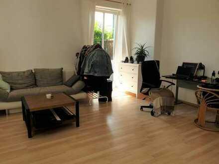 Wunderschöne, ruhige 1-Zimmer Wohnung mit Terrasse in Frankfurt (Oder)