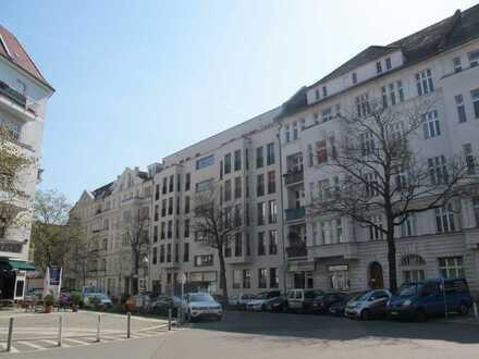 Charlottenburg: Wundtstraße: Einzelhandels-/Bürofläche nahe Sophie-Charlotte-Platz, ca. 266 m²