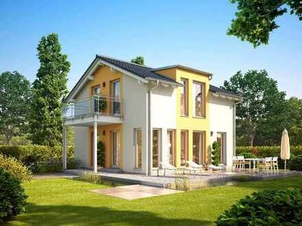 Moderner Neubau mit 3 Schlafzimmern und großem Garten - günstiger als Miete