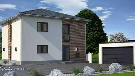 TOP-Moderne Villa in massiver, hochwertiger EF55-Bauqualität in ruhiger Aussichtslage!