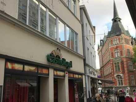 Ladenfläche in Oldenburger Fußgängerzone