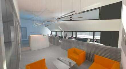 Neubau: Attraktive Architektur mit Loftcharakter