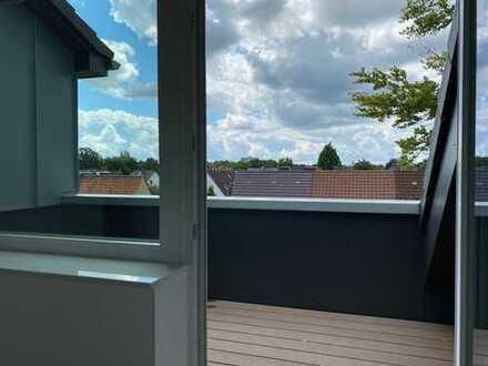 Neubau Dachgeschoss mit Weitblick